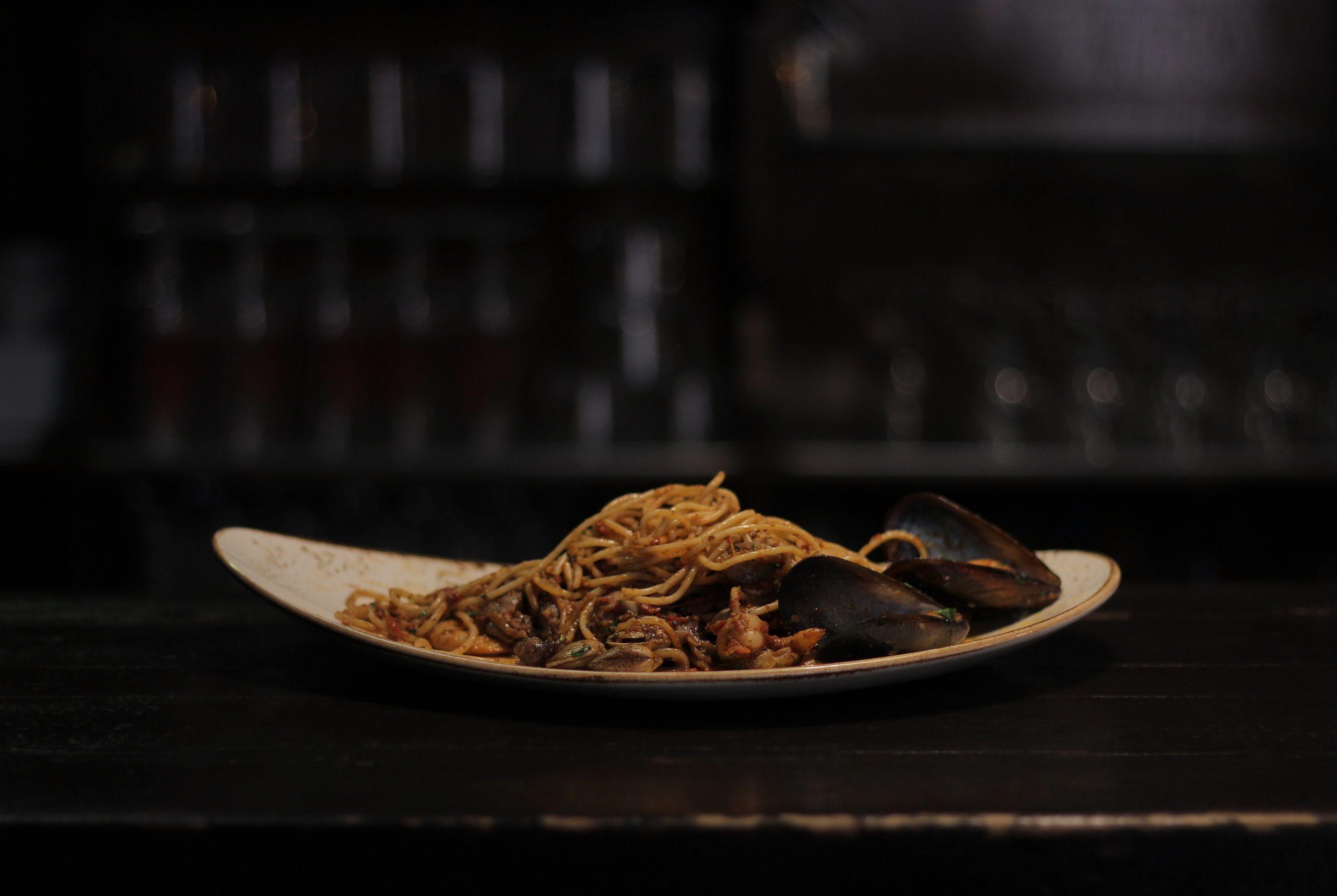 La Mujer de Kennedy Málaga diseño web UX/UI restaurante Italiano La Romántica
