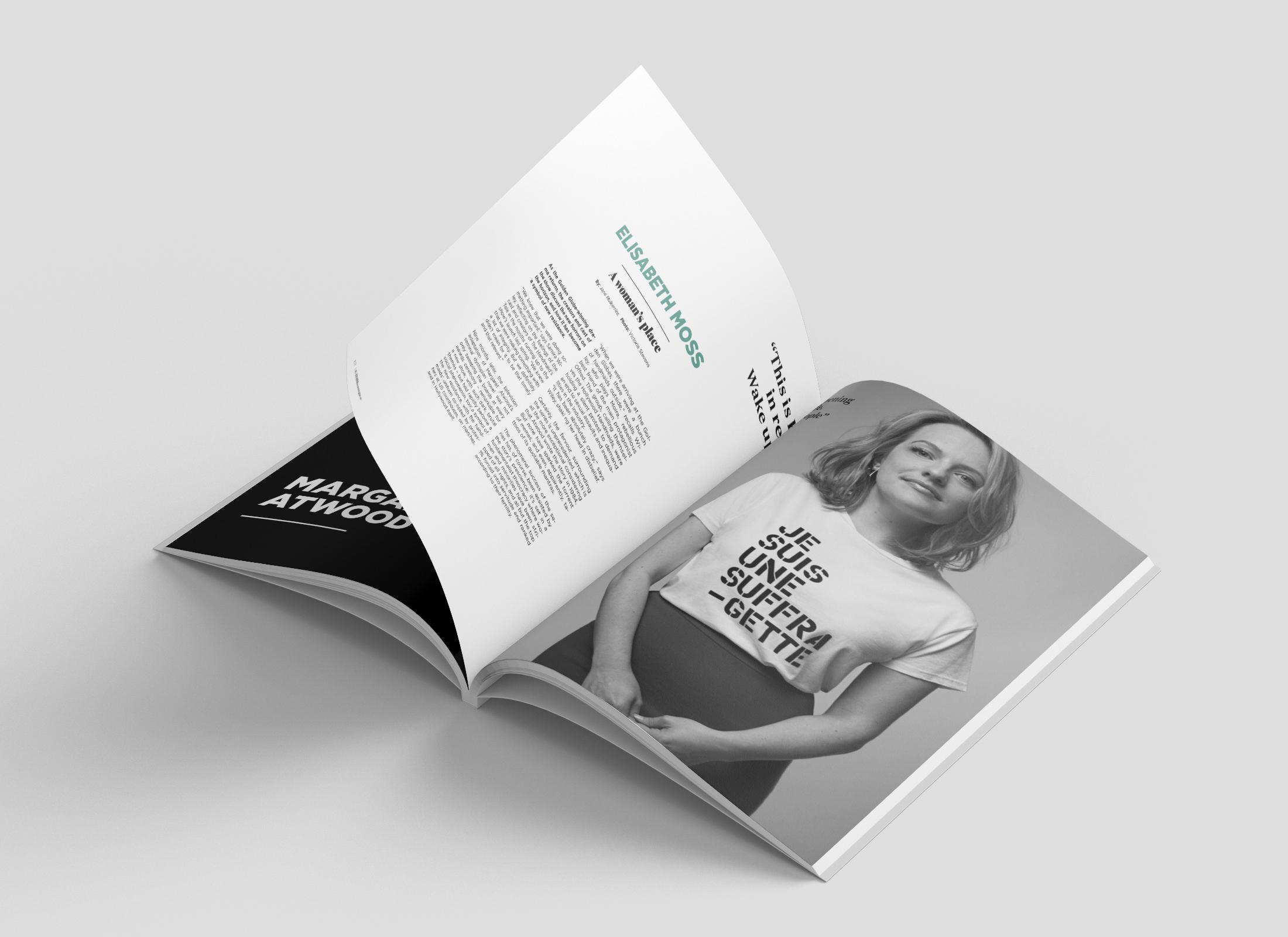La Mujer de Kennedy Málaga Diseño gráfico editorial